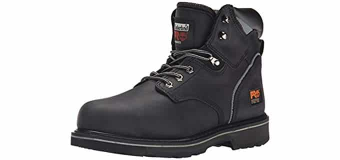 Timberland Pro Men's Pitboss - Steel toe Warehouse Work Boot