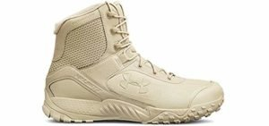 Under Armour Men's Valsetz RTS - Ankle Length Wide Police Boot