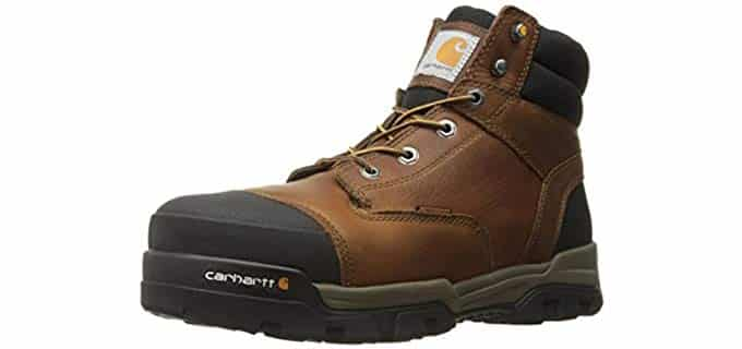 Carhartt Men's Energy Industrial Boot - Advanced Work Boots for High Arches