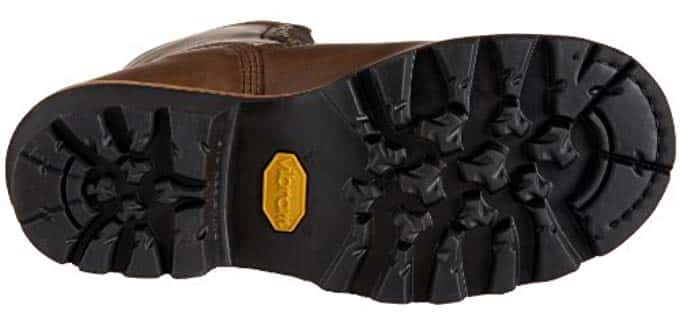 Vibram 174 Outsole Work Boots December 2019 Work Boots Review