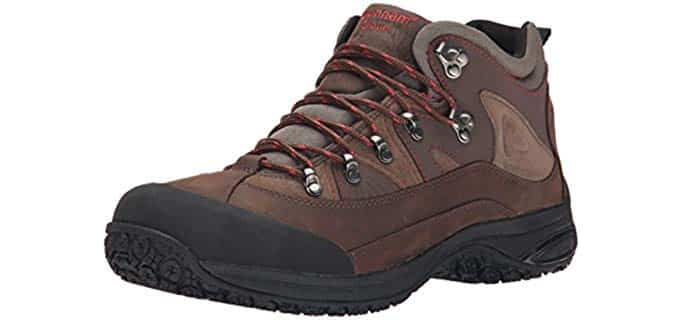 Dunham Men's Cloud - Waterproof Neuropathy Work Boot