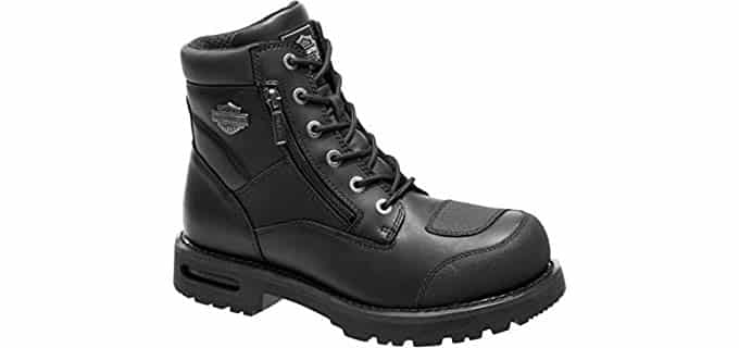 Harley Davidson Men's Renshaw - Motorcycling Performance Boot