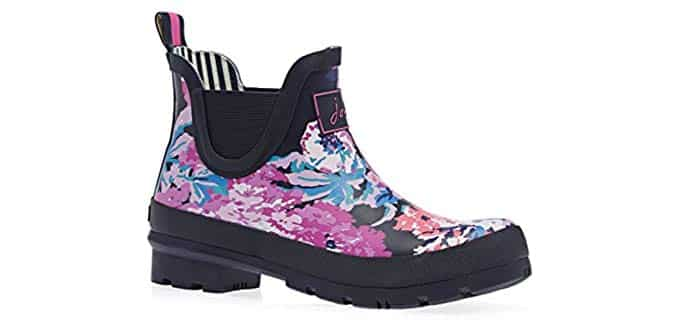 Jules Women's Wellibob - Wet Conditions Landscaping Work Boot