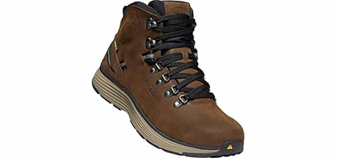 Keen Utility Men's Manchester - Soft Toe Hiking Style Work Boot