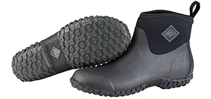 Muck Boot Men's Muckster II - Ankle High Work Shoe