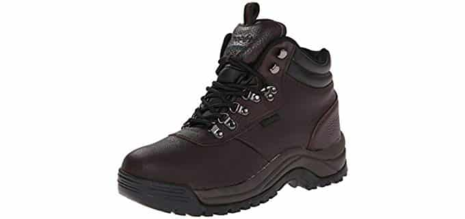 Propet Men's Cliff Walker - Orthopedic Boot for Hammertoes