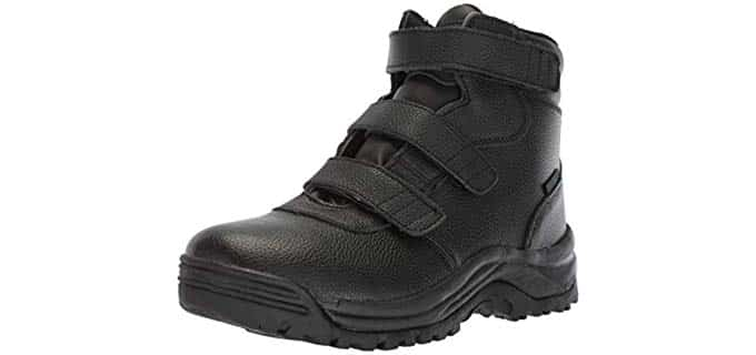 Propet Men's Cliff Walker - Orthopedic Tarsal Tunnel Syndrome Work Boot