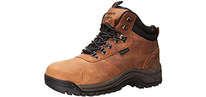Propet Men's Cliff Walker - Orthopedic Work Boot for Neuropathy