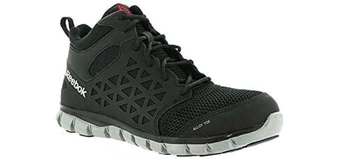 Reebok Men's Sublite - Alloy Toe Safety Boot