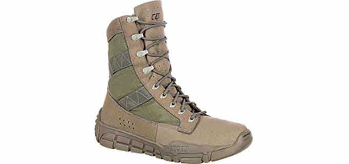 Rocky Men's FQ - Tactical Minimalist Work Boot