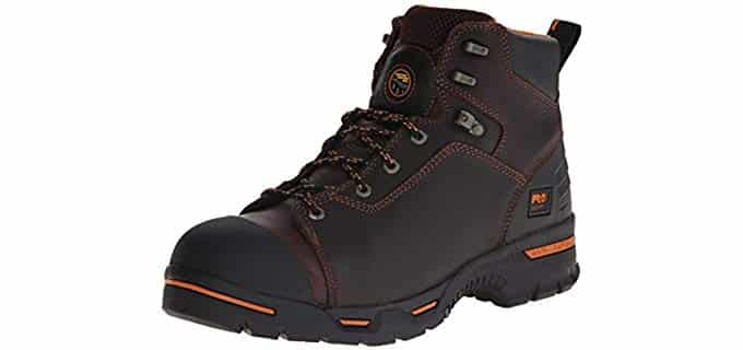 Timberland Pro Men's Endurance -  Anti Fatigue Work Boots