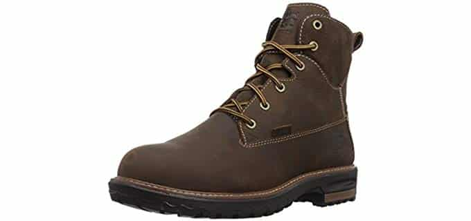 Timberland Pro Women's High Tower - feminine Style Workboot