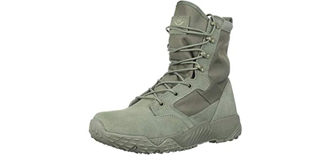 Under Armor Men's UA Jungle Rat - Army Outdoor Minimalist Boot