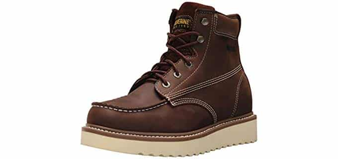 Wolverine Men's Loader - Hammertoe Work Boot