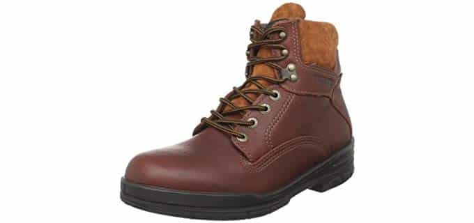 Wolverine Men's DuraShock - Shock Absorbing Back Pain Work Boot