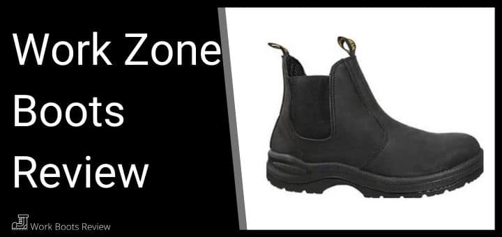 Work Zone Boots