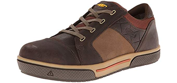 Keen Men's Destin - Low Cut Steel Toe Shoe