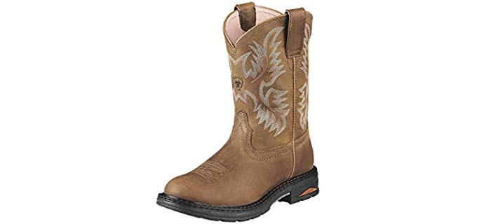 Ariat Women's Tracey - Composite Toe Western Work Boot