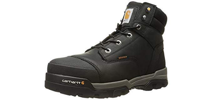 Carhartt Men's Energy - Anti Fatigue  Waterproof Work Boots