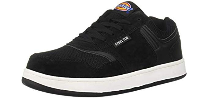 Dickies Men's Shredder - Industrial Steel Toe Skate Shoe