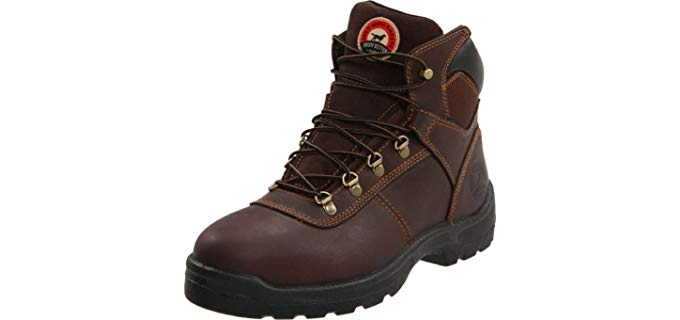Irish Setter Men's Ely - Long Lasting EH Rated Work Boot