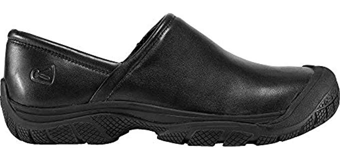 Keen Utility Men's PTC - Kitchen Work Slip On Shoe