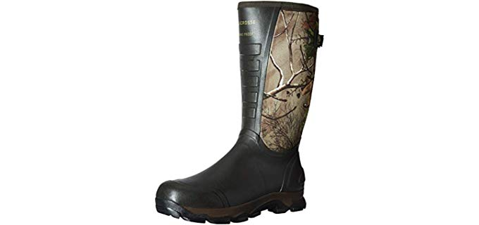 Lacrosse Men's Alpha - Waterproof Rubber Boot