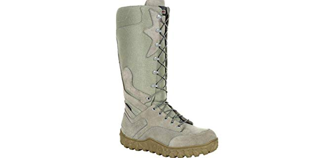 Rocky Men's Tactical - Waterproof Snake Boot