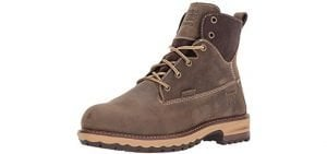 Timberland Pro Women's HighTower - Flat Feet Work Boots