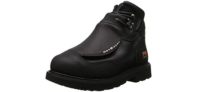Timberland Pro Men's 40 000 - Metatarsal Guard Asphalt Work Boots