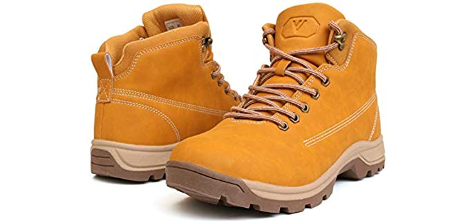 WHITIN Men's Insulated - Roofing Construction Work Boots