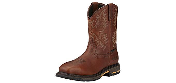 Ariat Men's Workhog - CSA Waterproof Work Boot
