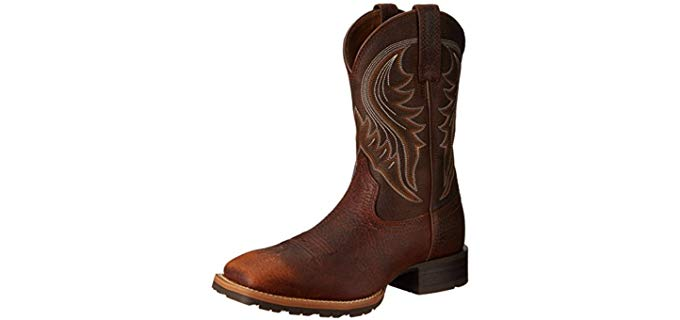 Ariat Men's Hybrid - Ranch Work Boot