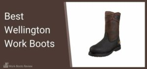 Wellington Work Boots