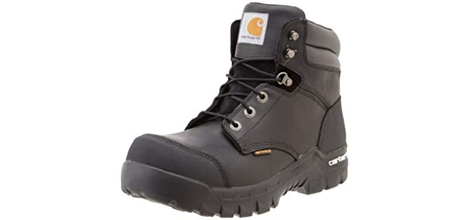 Carhartt Men's Rugged Flex - Electrical Hazard Safe Work Boots