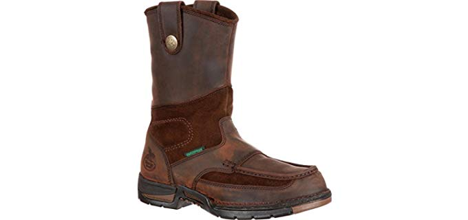 Georgia Men's Athens - Wellington work Boot