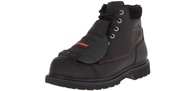 Harley Davidson Men's Jake - ASTM Compliant Welding Boot