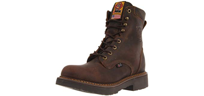 Justin Original Men's J-Max - Speed Lacing Work Boot