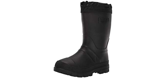 Kamik Men's Hunting - Rubber Boot for Cold Weather