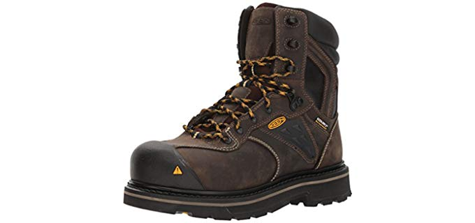 Keen Utility Men's Tacoma - CSA Protective Work Boot