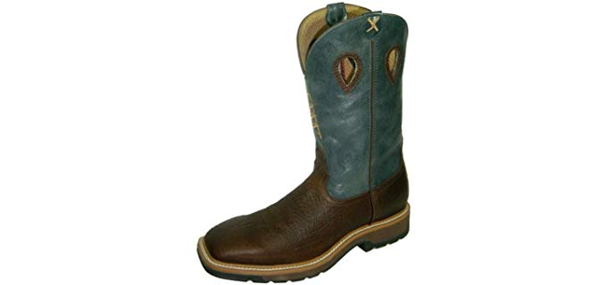 Twisted X Women's Cowboy - Western Style Work Boots
