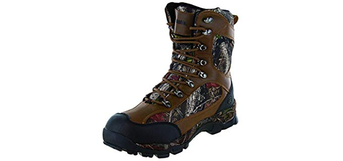 Northside Men's Prowler - Waterproof Insulated Warm Hunting Boot