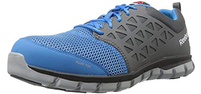 Reebok Men's Sublite RB4040 - Low Cut Industrial and Construction Shoe