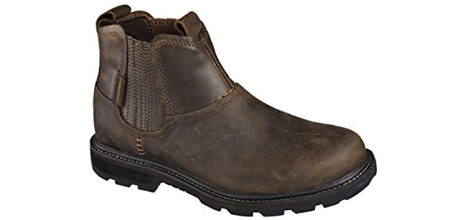 Skechers Men's Blaine - Arthritic Feet Work Boot