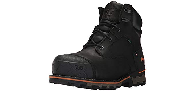 Timberland Pro Men's Boondock - Composite Toe Work Boot