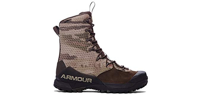 Under Armor Men's Infil OPS - tactical Gore-Tex Work Boot