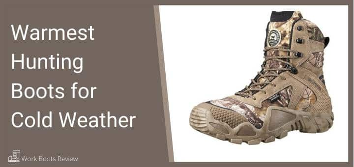 Warmest Hunting Boots for Cold Weather