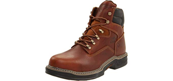 Wolverine Men's Raider - Shock Absorbing Slip and Oil-Resistant Boots