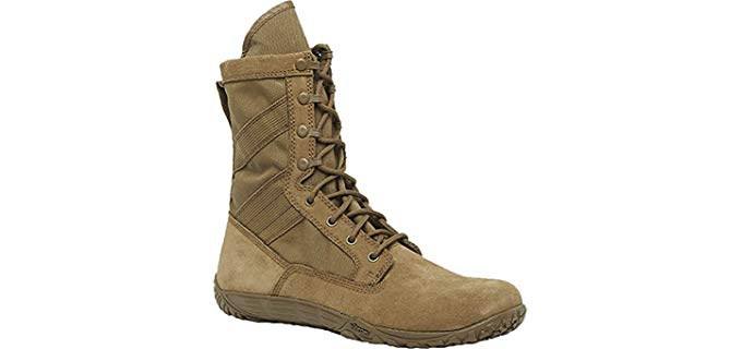 Belleville Tactical Research Men's TR105 - Mini-Mil Minimalist Combat Boot