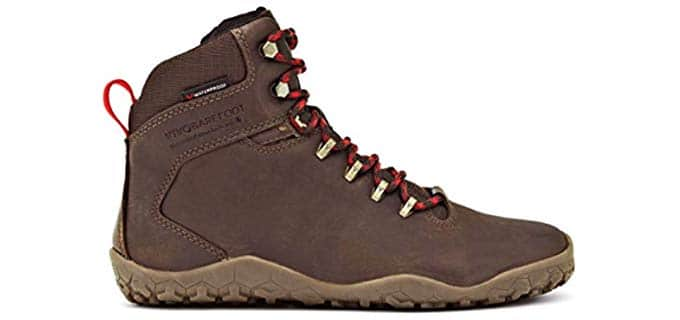 Vivobarefoot Men's Tracker FG M - Leather Walking Boot